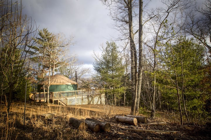 Serenity Yurt