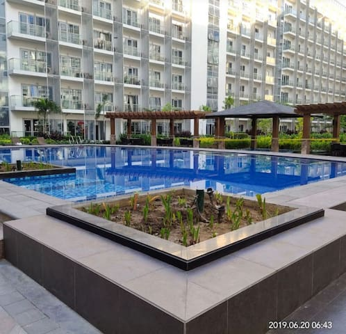 Amazing Newport Boulevard Flat @ Resorts World Mla