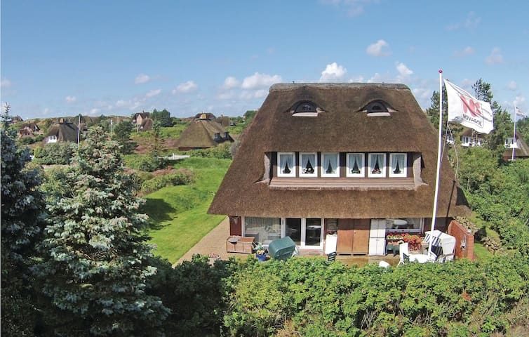 Holiday apartment with 1 bedroom on 30 m² in List OT Westerheide