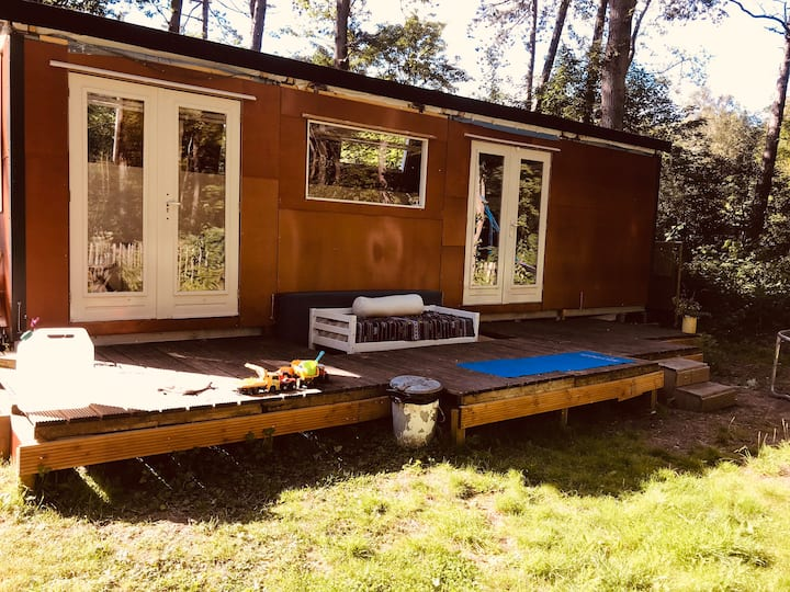 Tiny house: beach10 /Forest1/amsterdam 30 minutes