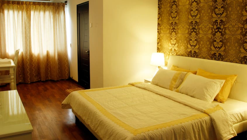 Deluxe King - Attached Bathroom - George Town - Leilighet