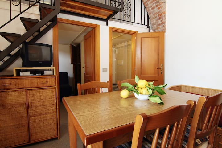 Typical studio in Corniglia-5Terre - Corniglia di Vernazza - อพาร์ทเมนท์