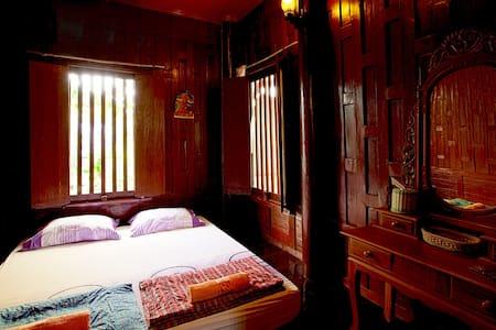 Cozy Thai Traditional Hostel