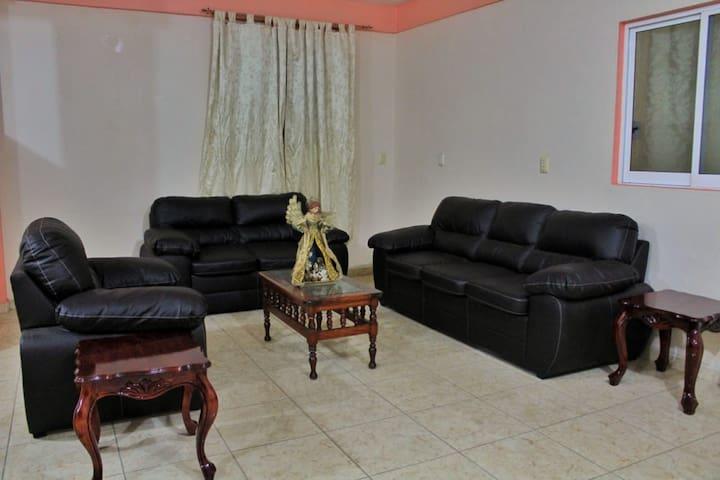 Departamento El Encanto: habitaciones climatizadas