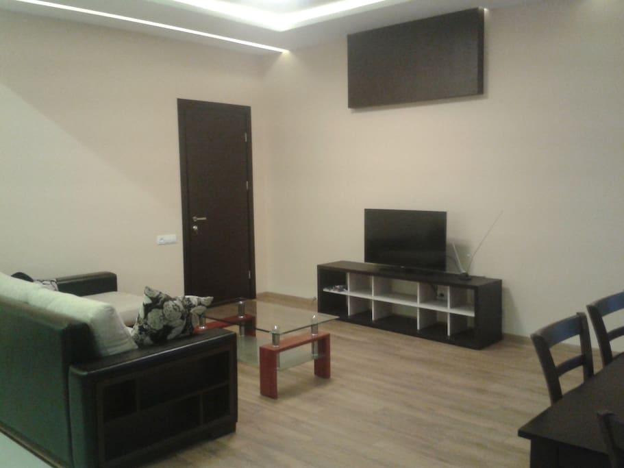 телевизор с кабельным телевидением