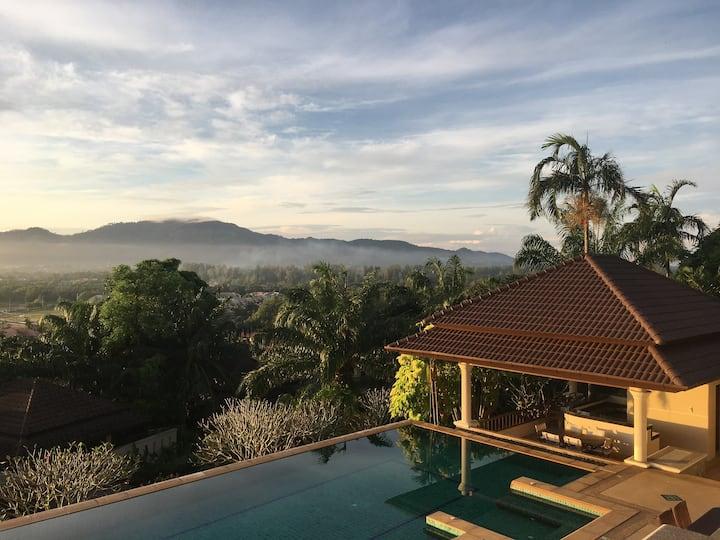 Luxurious Phuket Escape - Lakewood Hills