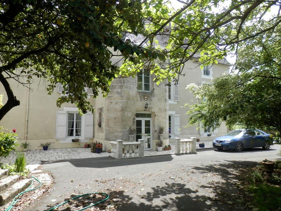 Chateau Ardilleux