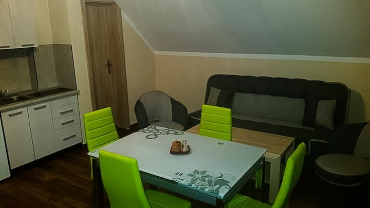 Privat Oravienka - celý dom alebo samostatná izba