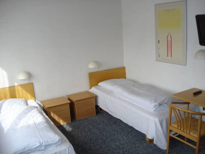 Motelværelse ved St. Binderup Kro