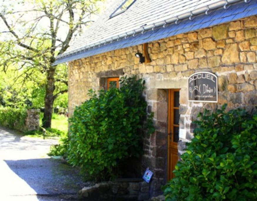 Bihan chambre d 39 h te de charme bed and breakfasts for for Chambre d hote brittany