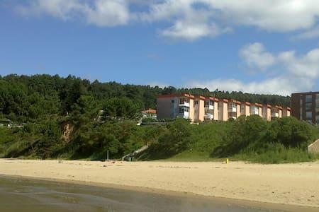 Piso a 20 metros de la playa  - Pontedeume - Apartment