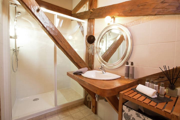 Luxury chalet full of atmosphere near the center of Morzine with sauna & hottub