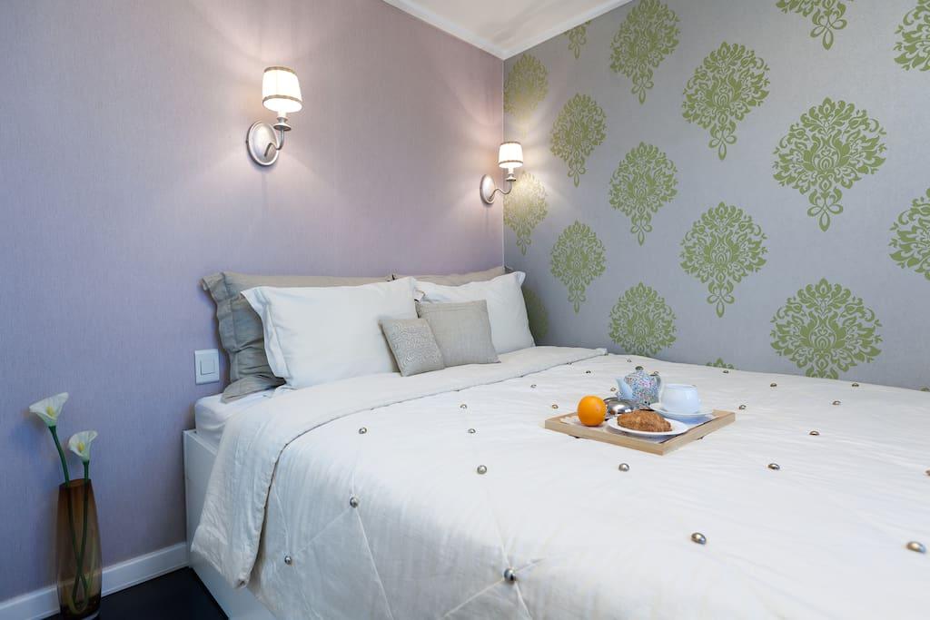 Guestroom B : cozy room