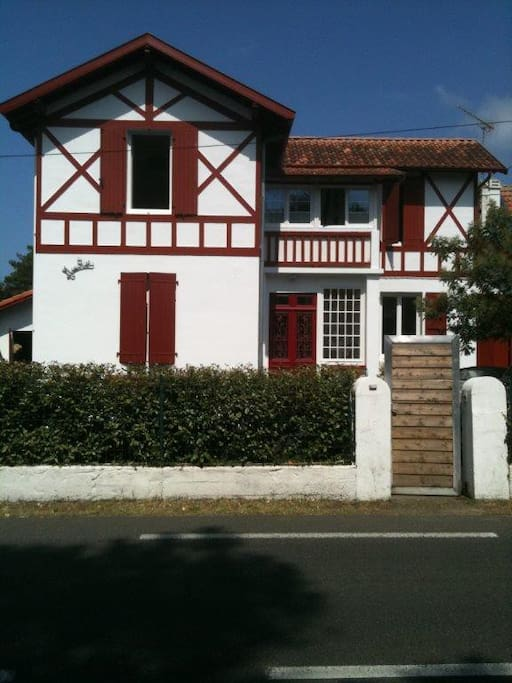 Villa basco-landaise de 200m2, rénovée