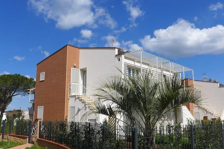 Incantevole casa Marina Castagneto