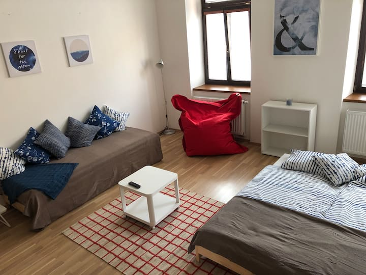 Brand new flat in center of Brno.