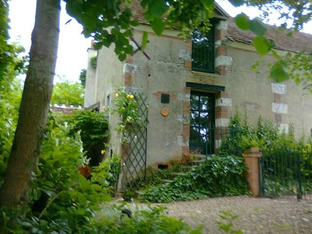 Gîte de la Nouée Loches en Touraine - Chambourg-sur-Indre