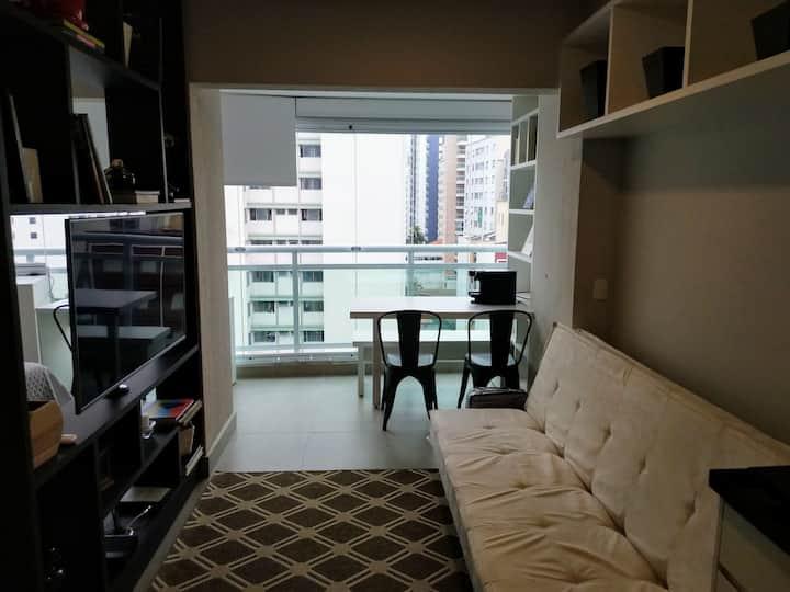 Cozy Loft Barra Funda Higienópolis