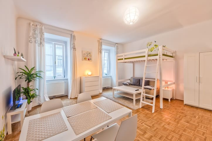 Vienna Cosy & Comfort Apartment - Wenen - Appartement