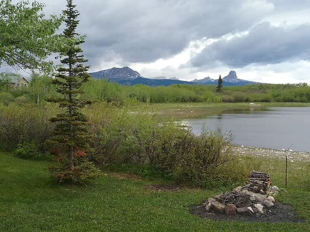 Glacier View on Duck Lake Cove