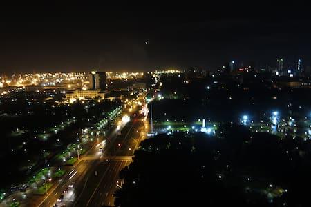 Big Cozy 2BR in Manila with View! - Manila - Apartment