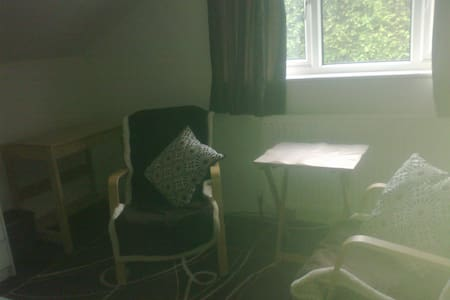Large furnished studio  - Radlett - 獨棟