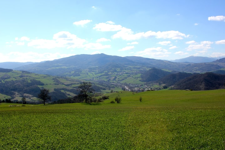 Oltrepo Pavese, relax e natura