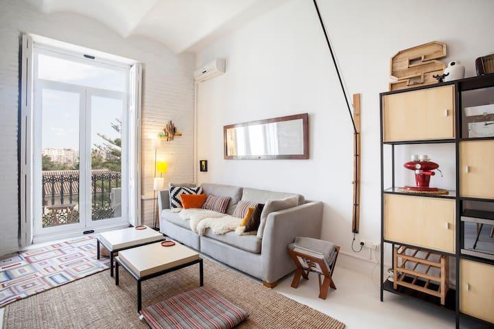 Apartamento Botanico - Torres Quart - València - Pis