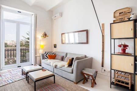 Apartamento Botanico - Torres Quart - València - Apartemen