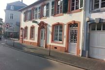 Ferienwohnung Trier, Innenstadt