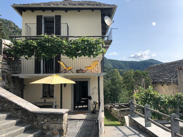 Casa Ruscada