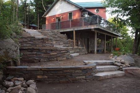 Luxurious Canadian Lakeside Cottage - Minden Hills