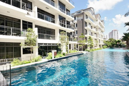 Downtown Lux 2BR con near Sentosa - 新加坡