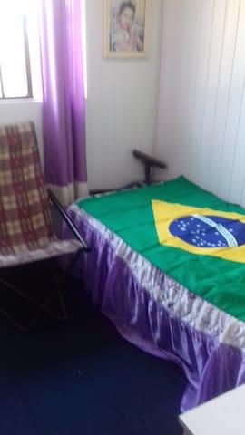 Simple Room - ปอร์โต อาเลเกร - บ้าน