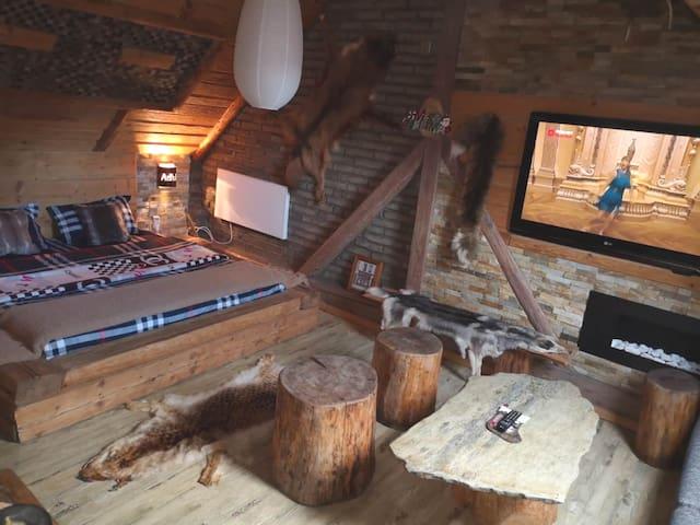 Stylový apartmán ASPEN