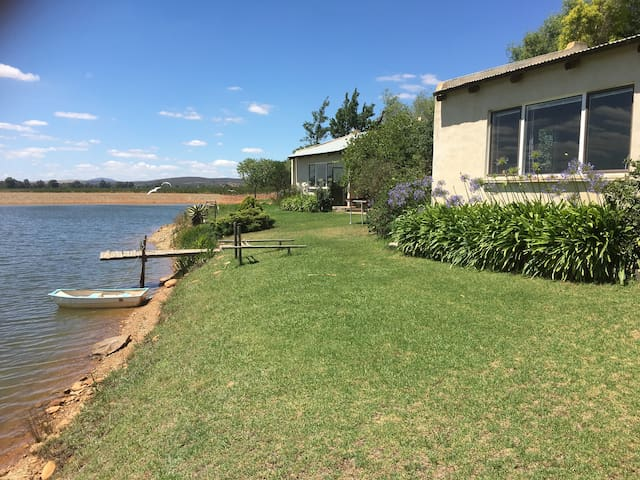Otters bend - The Great Escape - Bonnievale - Chalet