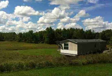 Mobile Home, large property, close river frontage - Marmora
