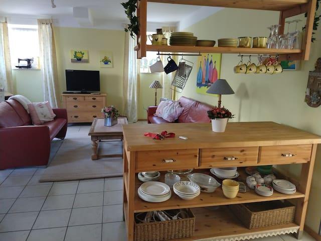 Messe/Kurzurlaub- Wohnung in der Nähe von Köln