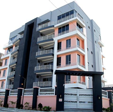 Radeke Court apartment Ikoyi
