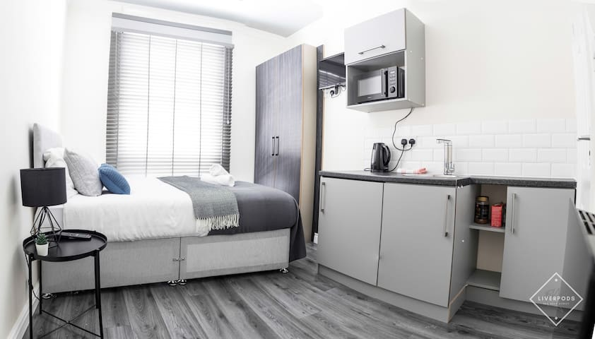 Bold Street LiverPod Apartment 3