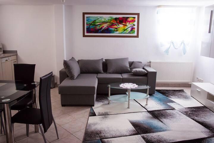 Charmante Wohnung im Zentrum Hergensweiler
