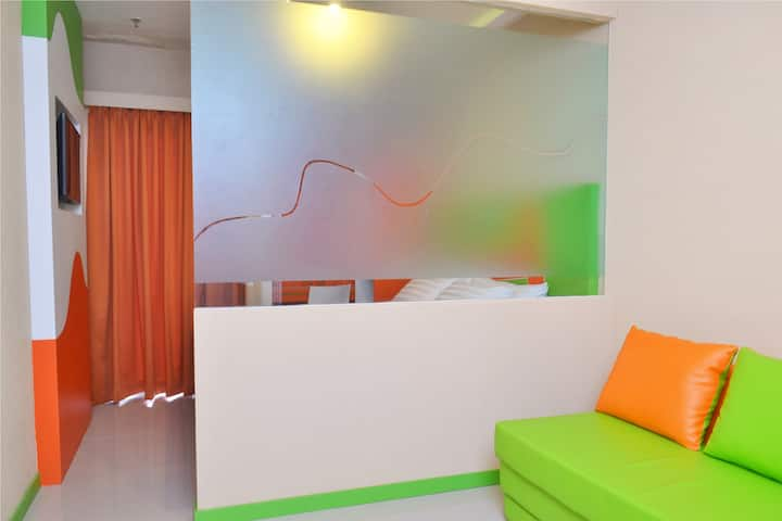 Our rooms are met with your expectation....!
