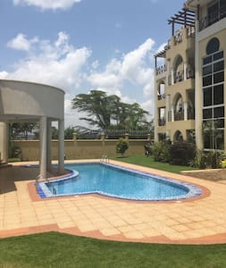 Lakefront Courts - at the shores of Lake Victoria - Kampala