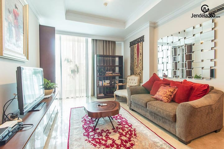 Large Indonesian Designed Apartment - Senopati - Kebayoran Baru - Leilighet