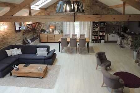 Grande maison de campagne restaurée - Frossay