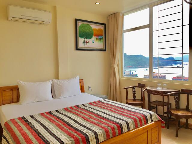 C505 Catba Dream hotel - Amazing sea view room