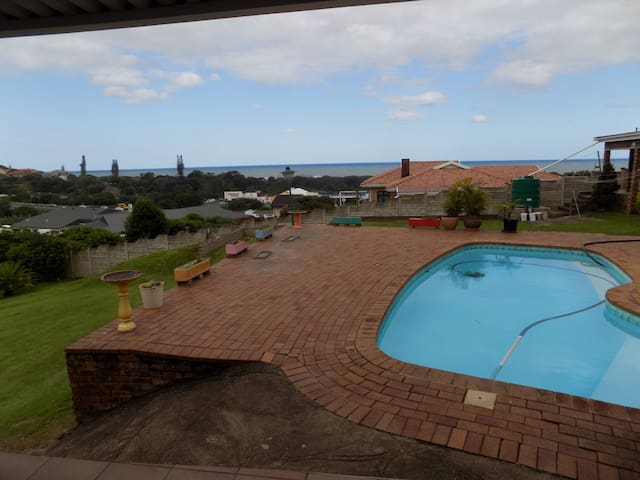 Stunning sea view, superb facilities - Port Shepstone - Gjestehus