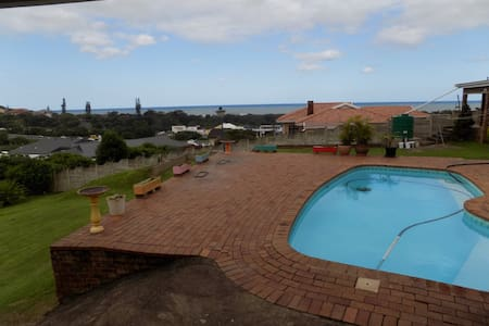 Stunning sea view, superb facilities - Port Shepstone - Konukevi