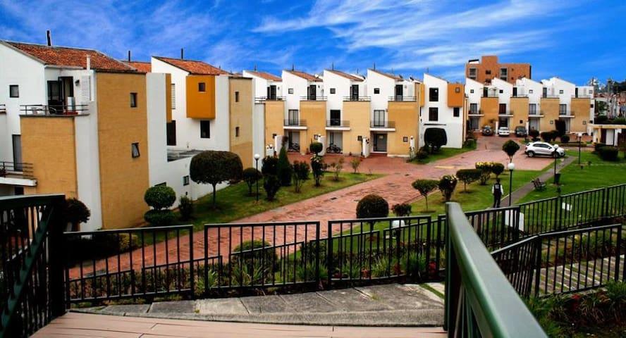 Cómoda Casa en Chía- Conjunto Tejar del Río