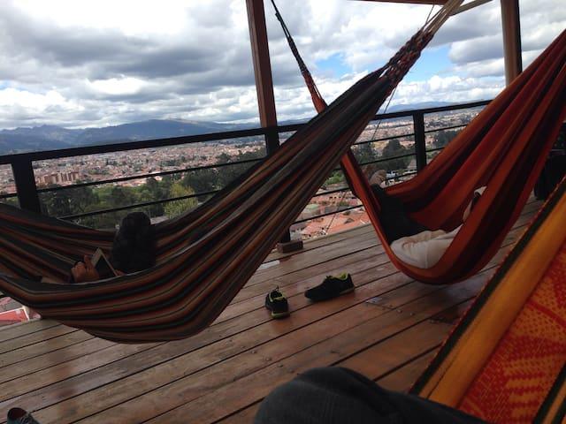 Casita con hermosa vista - Cuenca - Maison